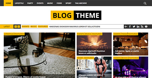 free websites themes templates for cms seotoaster v2