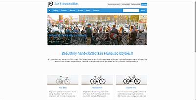 San Francisco Bikes