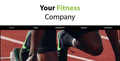 Your Fitness Company