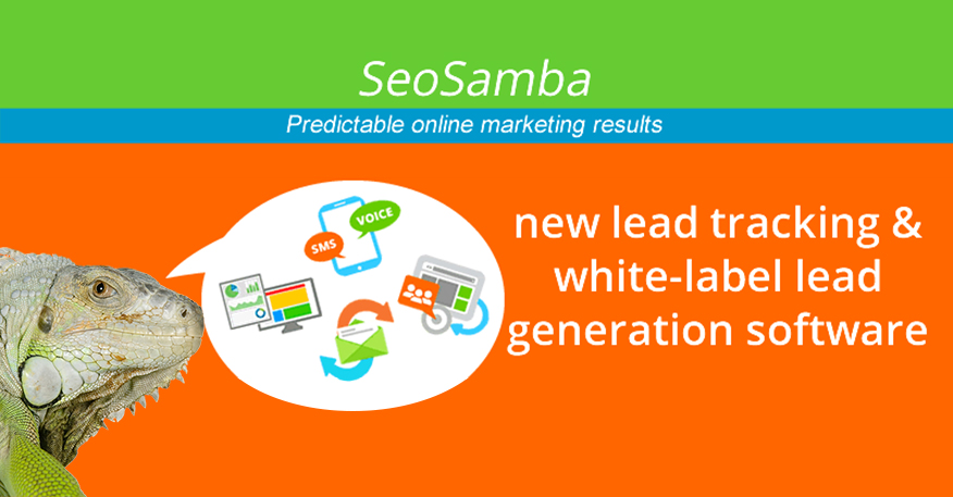 SeoSamba breaks new ground in cost-effective lead tracking & marketing automation