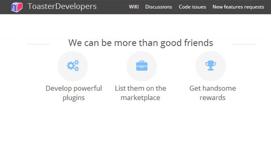 The innovative open source CMS & Ecommerce platform SeoToaster introduces a new developer website