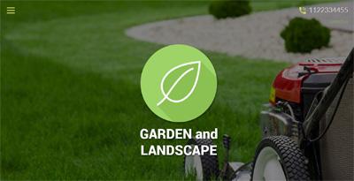Garden and Landscape Theme