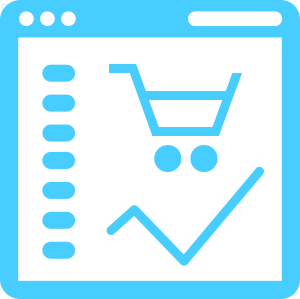 Shopping Cart Sales Dashboard